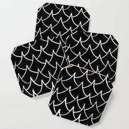 Dark Fish Waves Coaster