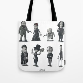 Artists Tote Bag