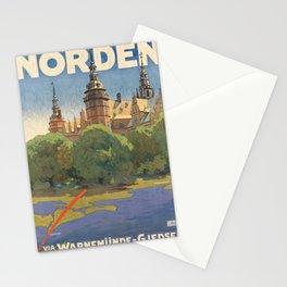cartel norden Stationery Cards