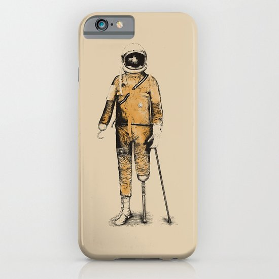 Astropirate (Watercolors) iPhone & iPod Case