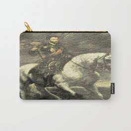 Charles V on his Horse Carry-All Pouch