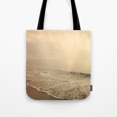 Lace and Satin Tote Bag
