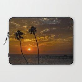 Two Palms San Clemente Cali Laptop Sleeve