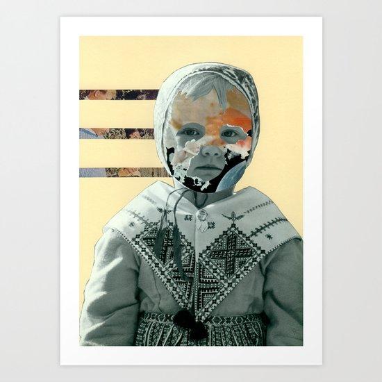 The Id Art Print