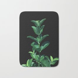 Leaves Viburnum Bath Mat