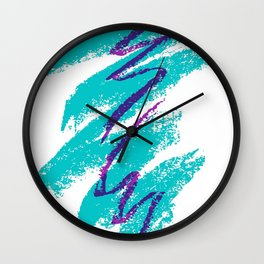 Jazz cup Wall Clock