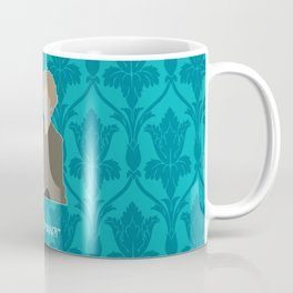 The Empty Hearse - Mrs. Hudson Coffee Mug