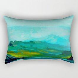 The Laughing Brook Rectangular Pillow