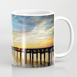 Biloxi Bay Sunset Coffee Mug