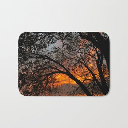 Fire in the Sky 3.0 Bath Mat