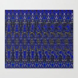 Spiral Ball Stereogram Canvas Print