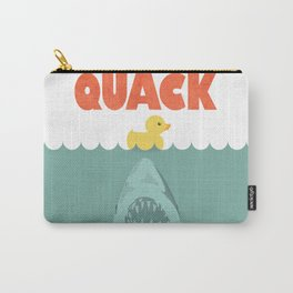Jaws Rubber Duck Carry-All Pouch