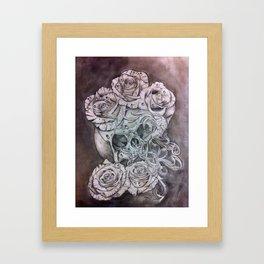 Modern Decay Framed Art Print