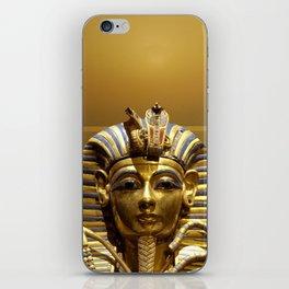 Egypt King Tut iPhone Skin