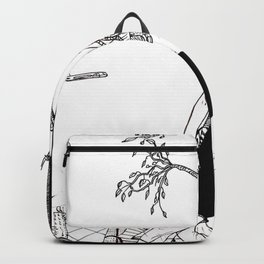 Looking Back Backpack