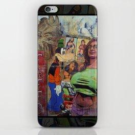 Supervixens iPhone Skin