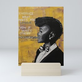 Monae Mini Art Print