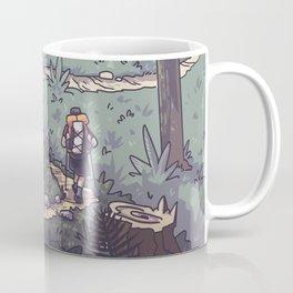The Deep Dark Forest Coffee Mug