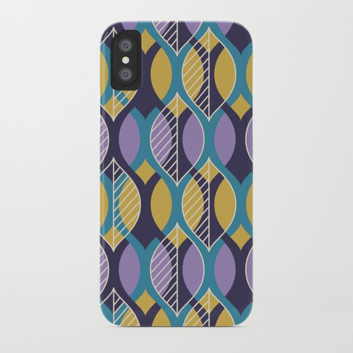 b006659a6fde Spring 2018 Pattern Collection II iPhone Case by vessdsign