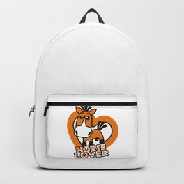 horse lovers Backpack