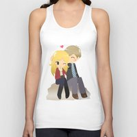 ouat Tank Tops featuring OUAT - Daddy Charming by Choco-Minto