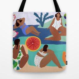 Fruity Bay Tote Bag