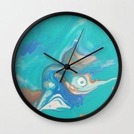 Happy Creature Wall Clock