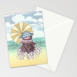 Summer Promenade Stationery Cards