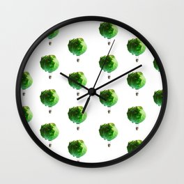 Iceberg Attack Wall Clock