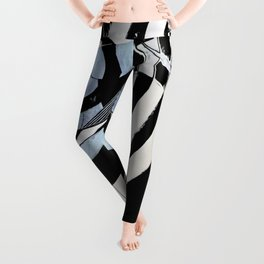 Night Owl Surfers Leggings
