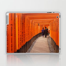 Kyoto, Pray, Love Laptop & iPad Skin