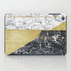 marble hOurglass iPad Case
