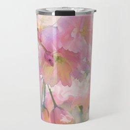 Chinese Cherry Blossom Travel Mug