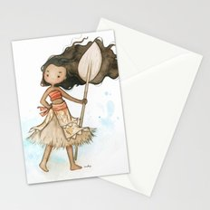 Moana Stationery Cards
