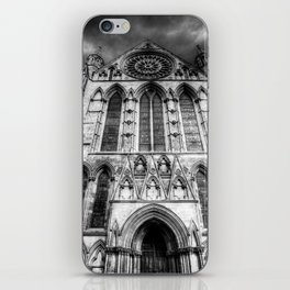 York Minster Cathedral iPhone Skin