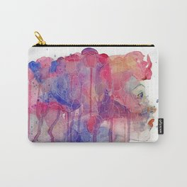 Glass Candy Carry-All Pouch