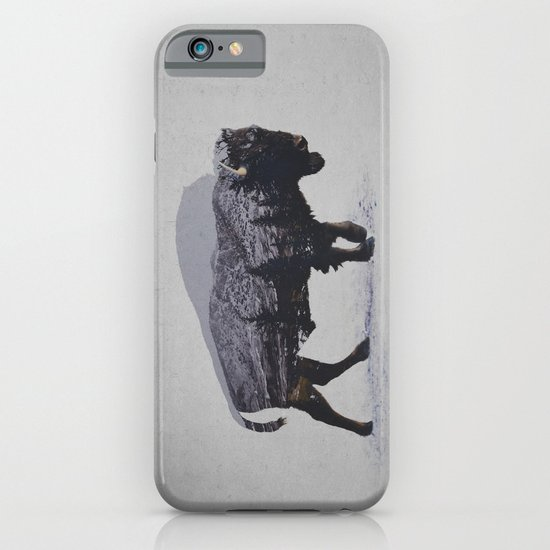 The American Bison iPhone & iPod Case