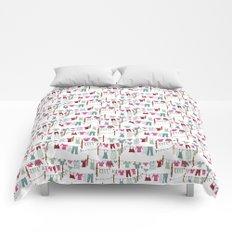clothes line Comforters