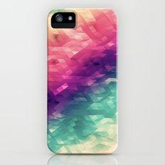 sea colors Slim Case iPhone (5, 5s)