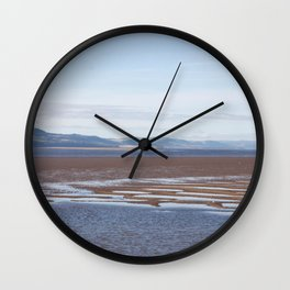 The River Tay Dundee 2 Wall Clock