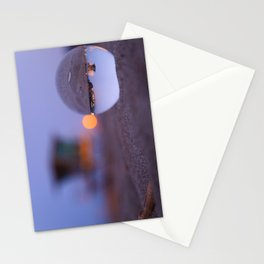 The View Avila Beach Lifguard Tower Stationery Cards