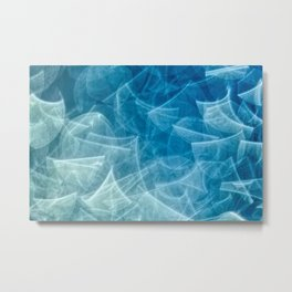blueish something Metal Print