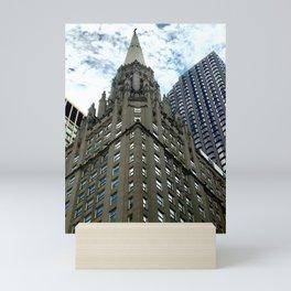 Spires of the Windy City Mini Art Print