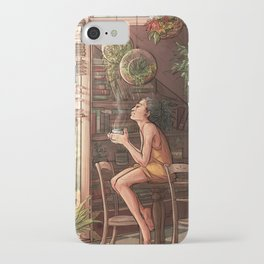 Jehan at Home iPhone Case