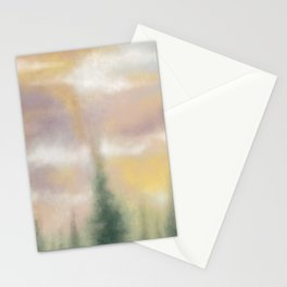 The Christmas Tree's Last Summer   Playful Stationery Cards