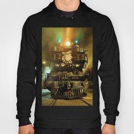 UP 9000. Union Pacific. Steam Train Locomotive. © J&S Montague. Hoody