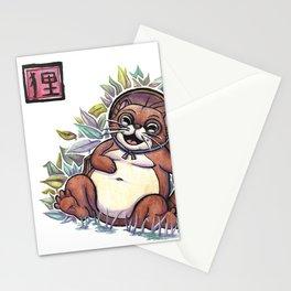 Legends - Tanuki Stationery Cards