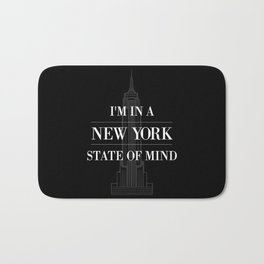 New York State of Mind #2 Bath Mat