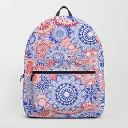 Celebration Mandala Backpack