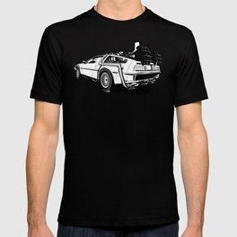 DeLorean / BW T-shirt